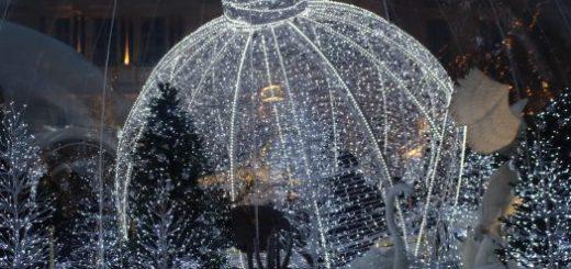 Weihnachtsmarkt in Troyes